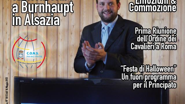 Inside Seborga n°6 (11/2014)