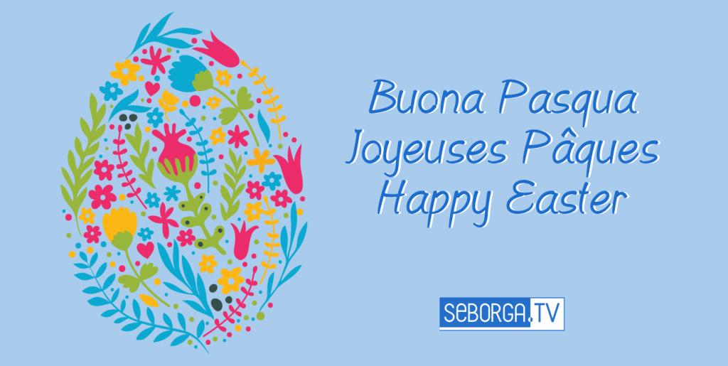 Buona Pasqua - Joyeuses Pâques - Happy Easter
