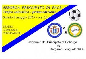 Nazionale del Principato di Seborga vs Bergamo Longuelo 1983