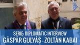 SERIE: DIPLOMATIC INTERVIEW – Zoltàn Kabai & Gáspár Gulyás