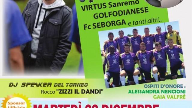 Evento sportivo del 22-23 dicembre 2015 – 'I pr/lay for Sergio'
