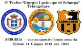 """11 GIUGNO 2016 – 3° Trofeo """"Giorgio I Principe di Seborga"""""""