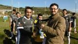 CALCIO – Il San Bartolomeo al Mare premiato per la Supercoppa di Seborga 2016