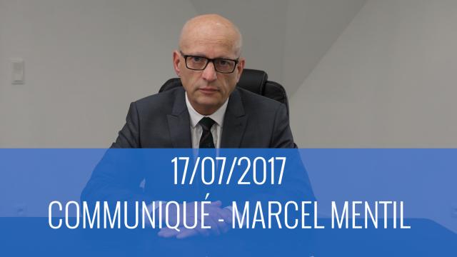 17/07/2017 – PRINCIPATO DI SEBORGA – COMUNICATO – MARCEL MENTIL