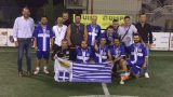 CALCIO – Sotto l'eclissi Seborga vince per la prima volta il trofeo in memoria del Principe Giorgio I