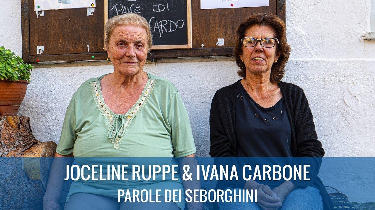 Parole dei Seborghini #1 : Joceline & Ivana (VIDEO)