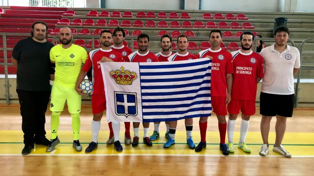 Parafarmacia Valle Pro Seborga achieves the feat in Chiavari and goes to the final four of the FIFS 2021 futsal